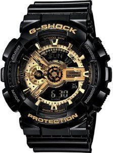 Casio G Shock Limited Edition Black Dial Mens Watch - GA110GB-1A Casio 13Buy new 17000 9 used new from 13900Visit the Most Wished For in Collectible Watches list for authoritative information on this products current rank