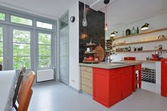 Apartment for sale in Amsterdam.
