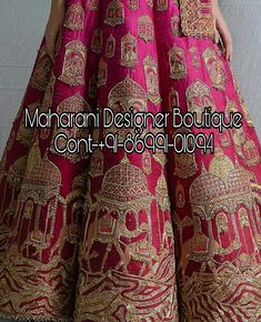 Looking for Bridal Lehenga for your wedding ? Dulhaniyaa curated the list of Best Bridal Wear Store with variety of Bridal Lehenga with their prices Wedding Lehnga, Wedding Lehenga Designs, Desi Wedding Dresses, Designer Bridal Lehenga, Indian Bridal Lehenga, Indian Bridal Outfits, Indian Bridal Wear, Lehanga Bridal, Wedding Bride