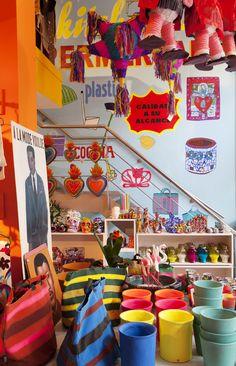 Kitsch Kitchen Supermercado, Amsterdam. Now online!: www.kitschkitchen.nl/webshop. Photo: Greet de Schipper