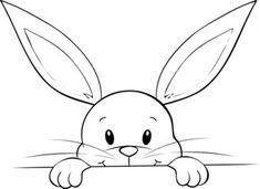 Fotos, lizenzfreie Bilder, Grafiken, Vektoren und Videos von Karnickel   Adobe Stock Easter Art, Easter Crafts, Easter Bunny, Easter Drawings, Art Drawings For Kids, Easter Scriptures, Rabbit Crafts, Bunny Drawing, Easter Colouring