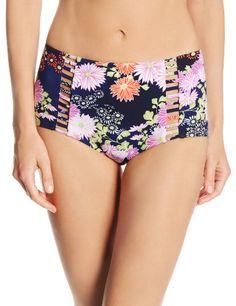 Seafolly Women's Songbird High Waisted Bikini Bottom, Indigo, 6 Seafolly http://www.amazon.com/dp/B00IJ32XWS/ref=cm_sw_r_pi_dp_IV5Ntb0J9CP4HE3V