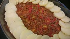 Meatloaf, Mashed Potatoes, Sausage, Recipies, Food And Drink, Cheese, Ethnic Recipes, Whipped Potatoes, Recipes