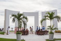 Beautiful wedding at Grand Velas Riviera Nayarit - Christy & Dallas