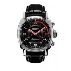 Fashion Panerai Ferrari California Flyback Chronograph Replica Watch FER00030 For Sale