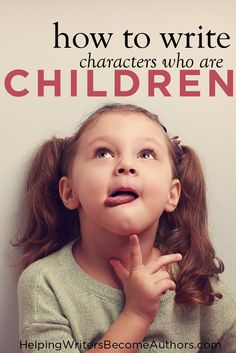 One of the trickiest types of characters to get right are children. Learn 8…
