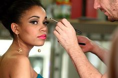 Beauty Product Preferences: Blush or bronzer, lipstick or lip gloss, brushes or sponges etc.?