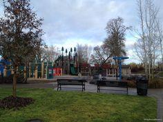 Riverplay Discovery playground, Skinner Butte Park, Eugene, OR  PlayAcrossAmerica.com