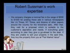 Unleashing the truth about the Robert Sussman Telemarketing scamRobert Sussman Telemarketing Scam