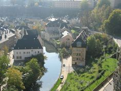 Luxemburg. Been there.  Lived near there for a year.