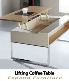 1000 Images About Expanding Tables On Pinterest Space Saving Table Coffee Tables And Dining
