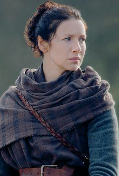 "Caitriona Balfe as Claire Fraser in Outlander | S2E12 ""The Hail Mary"""