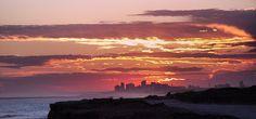 Necochea at Sunset (Argentina)
