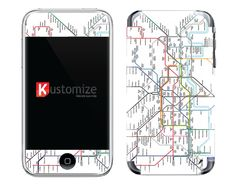 Skin para iPod Touch - http://cafun.do/HNge6q R$24,90