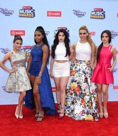 1000+ images about Fifth harmony on Pinterest   From home, Red carpets and Buzzfeed office