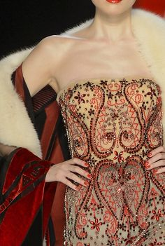Jean Paul Gaultier FW 2012 Couture