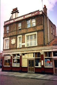 Make Way, Pub Bar, Slums, West London, Being A Landlord, Around The Worlds, Mansions, Restaurants, House Styles