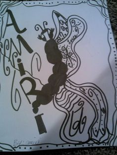 Art work done by me