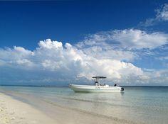 South side of Gillam Bay, Green Turtle Cay, Bahamas