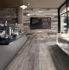 Revestimiento de suelo de gres porcelánico imitación madera BARRIQUE Colección Barrique by Ceramiche Refin