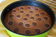 Toffifee - Brownie - Torte