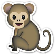 Monkey | EmojiStickers.com
