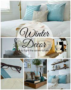 Beat the winter blue