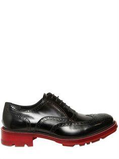 Jil Sander 2013 Oxford shoes
