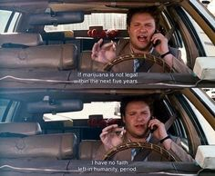 gotta be getting close to 5 years since Pineapple Express was made ya?