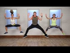 This cardio dance workout scorches calories. POPSUGAR Fitness offers fresh fitness tutorials, workouts, and exercises that will help you on your road to heal...