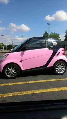 Cool SMART Car Color!