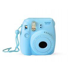 Fuji Mini 8 Cámara Instantánea Azul - Fnac.es - Cámara de fotos instantánea