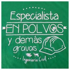 Ingeniería Civil... Promoción 2013-2015 #Alicante #Spain Como mola la camiseta de este año de la escuela politécnica de Ingenieros Civiles para las #PAELLAS