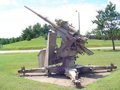 german 88 millimeter anti aircraft gun