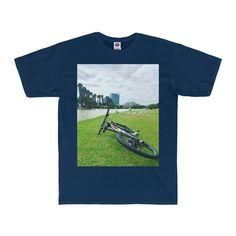 Bikers Journey / Adult 20/1's Surf Tee