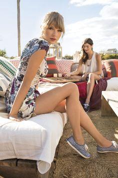 Taylor Swift - Keds la photographie de mode