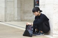 An Unknown Quantity   New York Fashion Street Style Blog by Wataru Bob Shimosato  
