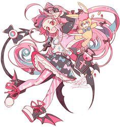 Pin by sierra bullett on kawaii Kawaii Anime, Kawaii Art, Anime Art Girl, Manga Art, Manga Anime, Character Concept, Character Art, Concept Art, Anime Style