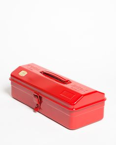 Trusco Red Hip Roof Tool Box