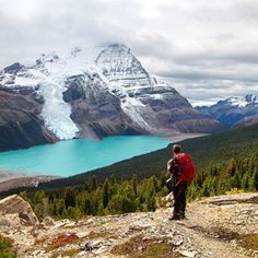 Berg Lake Campground in Mount Robson Provincial Park, British Columbia | 15 Beautiful Campsites Across Canada You Need To Visit This Summer