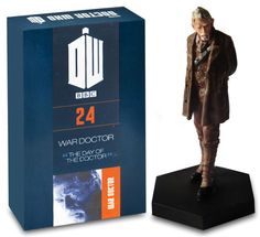 Dr Who Figurine Collection #24 The War Doctor