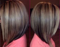 Medium Layered Bob Haircuts For Round Faces