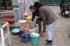 Más Hermanos : Vietnam - Hanoi e il cibo di strada