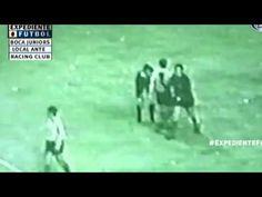 29/05/1968. Torneo Metropolitano. Fecha 08. Boca Juniors - Racing Club (...