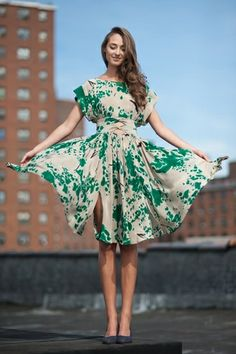 Dress No. 9.15 by Mina Stone beautiful!