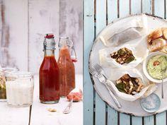 Rezepte für Fisch, Fleisch, Gemüse - alles zum Grillen. Dazu gibt's Soßen und Beilagen von schnell bis raffiniert - so macht Grillen Spaß!