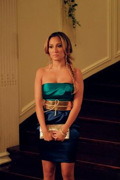 Catch the premiere of ABC Family's original Lovestruck: The Musical April 21 at Adrienne Bailon, Going Out Outfits, Fashion Beauty, Womens Fashion, Autumn Winter Fashion, What To Wear, Actresses, Female, Clothes For Women