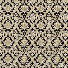Doll House Wallpaper, Fabric Wallpaper, Pattern Wallpaper, Wallpaper Backgrounds, Wallpapers, Decoupage Vintage, Vintage Paper, Textures Patterns, Fabric Patterns