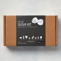 The best thing about sushi is that you can fill it with just about anything, so use the kit over and over again and get creative!
