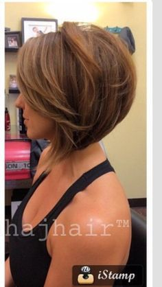 wanna give your hair a new look? Inverted bob hairstyles is a good choice for you. Here you will find some super sexy Inverted bob hairstyles, Find the best one for you, Bob Style Haircuts, Inverted Bob Hairstyles, Popular Short Hairstyles, Hairstyles Haircuts, Haircut Bob, Haircut Short, Pixie Haircuts, Trendy Hairstyles, Brown Hairstyles
